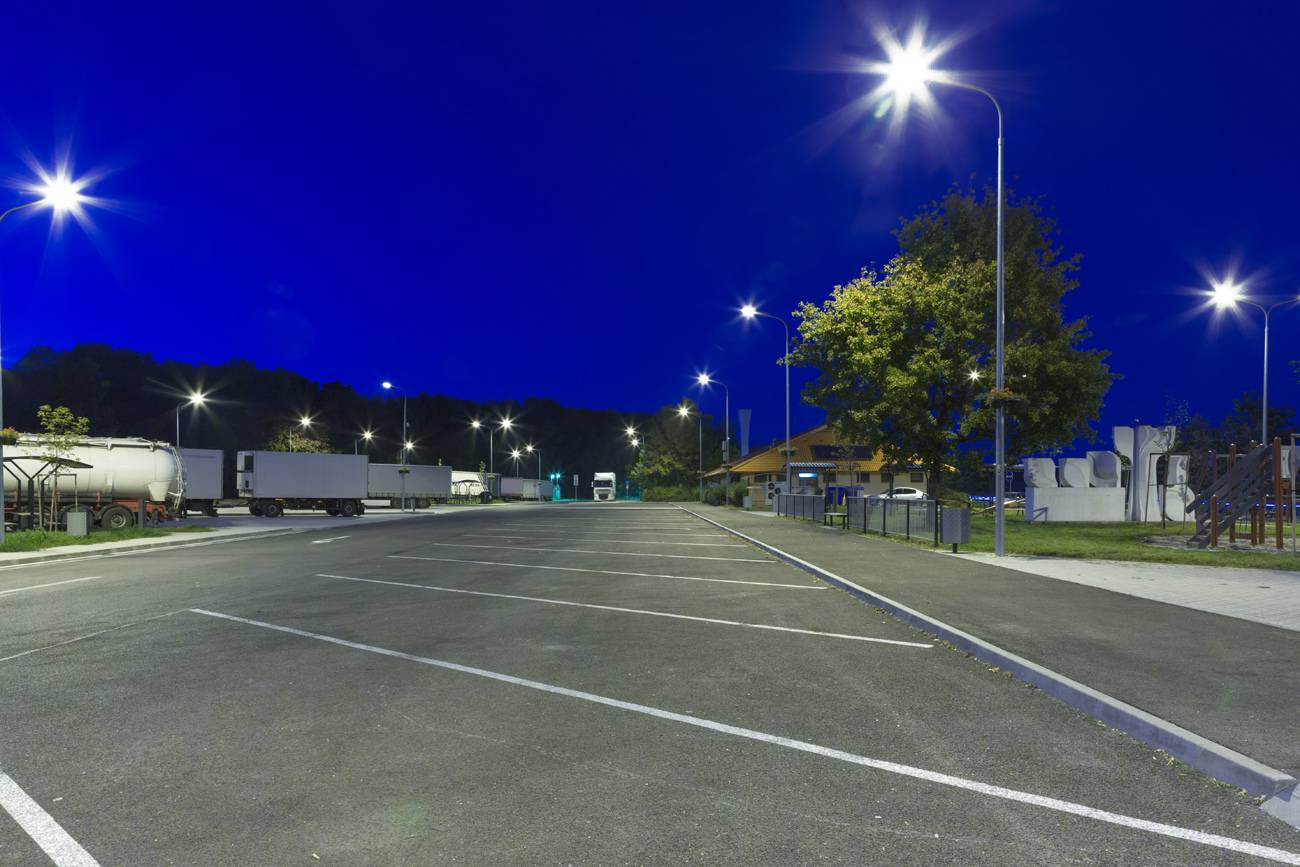 LED Straatvelrichting