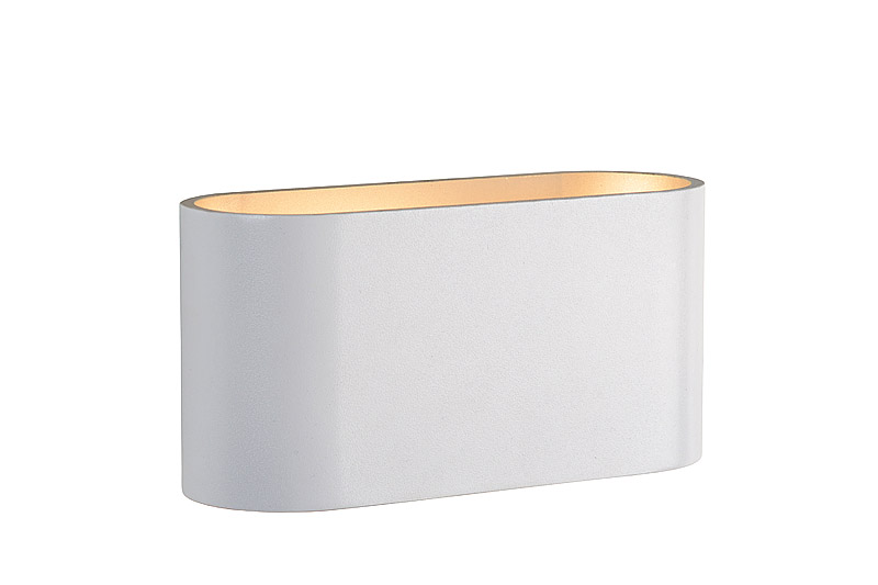 wandlamp-up-down-wit-zilver